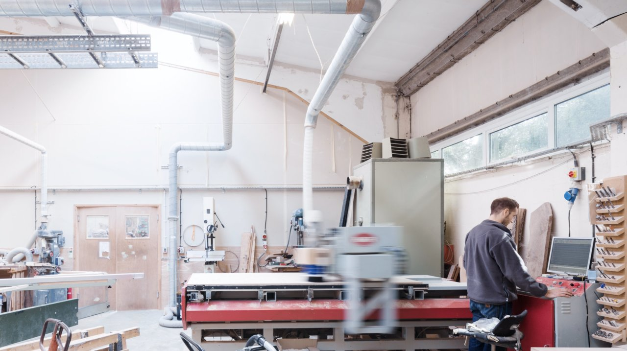 Think Manufacturing in London Is No More? Think Again.