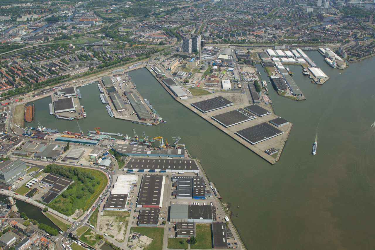 Rotterdam: bringing on the Next Economy