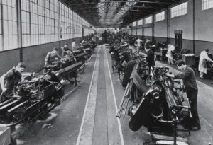 London's manufacturing: a brief history