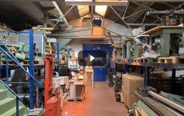 Profiles: Loewenstein Machines – Brussels