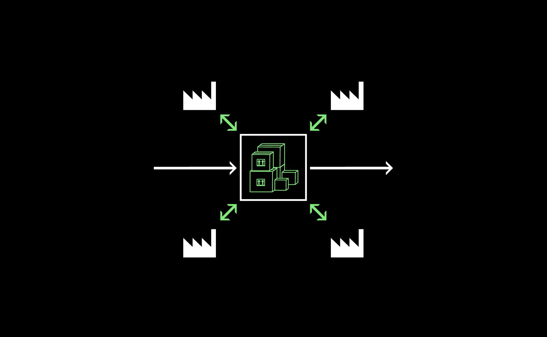 N.6 Centralised Logistics Zone